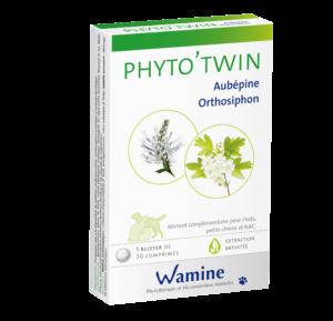 Boite PHYTO'TWIN Aubepine-Orthosiphon