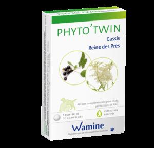 Boite PHYTO'TWIN Cassis-Reine Des Prés